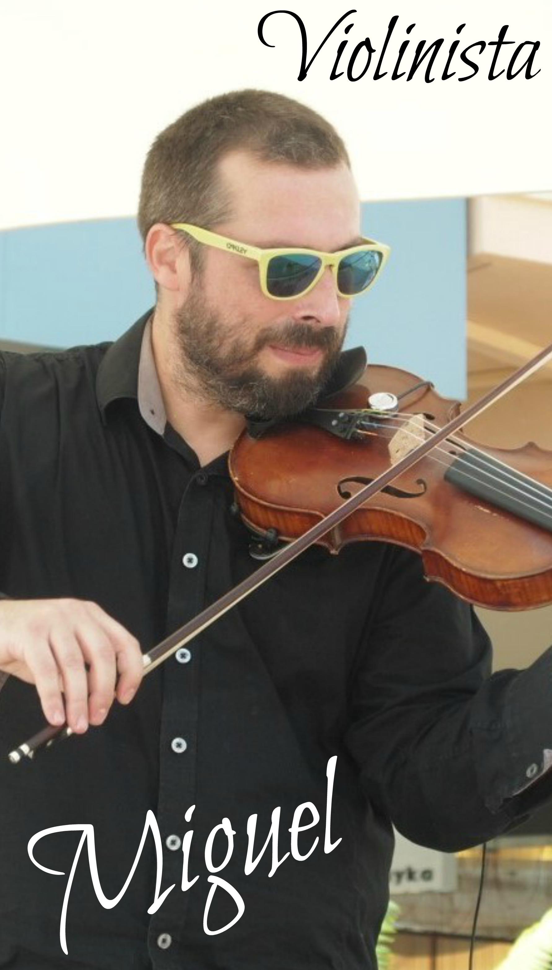 Miguel-violín
